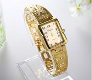 Женские кварцевые часы с ремешком - браслетом #258 Донецк
