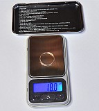 Весы карманные 100g 0.01g 2308 ювелирные