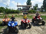 Пейнтбол, квадроциклы и багги, тир, корпоративы и дни рождения!!! Донецк