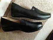 новые туфли женские большой 42 разм для полной ноги низкий ход легкие Донецк