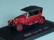 Renault Type NN 1927 (UNIVERSAL HOBBIES) 1:43