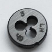 Плашка левая М-3х0,5LH, 9ХС, (20/5 мм), основной шаг Макеевка