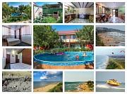 Частный отдых Кучугуры Темрюк мини-отель возле моря Темрюк