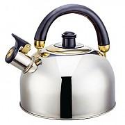 Чайник со свистком 2,5 л Webber ВЕ-0562