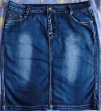 юбка джинсовая, размер 54 Макеевка