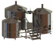Пивоварня, варочный порядок 5000л Омск