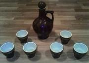 Кувшин с чашками 6 шт Стаханов