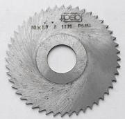 Фреза отрезная 63х1,0х16, Р6М5, тип 2, средний зуб, (Z40) Макеевка