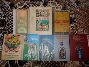Сказки. Подборка книг (на украинском языке). Енакиево