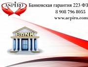 Банковская гарантия 223 фз Красноярск