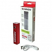 Power bank Sonnen V61C 2600mAh