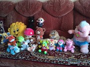 Мягкие игрушки Стаханов