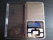 Весы карманные 500g 0.1g mh-500 ювелирные