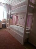 Кровать двухъярусная деревянная, массив от 21 000 руб. Донецк Донецк
