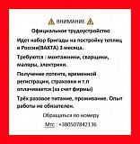 Официальное трудоустройство Луганск
