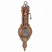 Распродажа 8-) часы настенные компании «Virtus» модель «Justice» (Фемида) арт.5787В Донецк