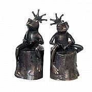 Распродажа 8-) бронзовая композиция (статуэтки) модель «Царевны» (арт. 31-061). Донецк