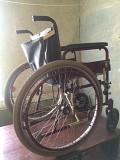 Инвалидная кресло-коляска КЛСТ. Горловка