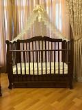 Детская кроватка фирмы гандилян