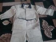 Продам новый сварочный костюм (брезентовый) Алчевск