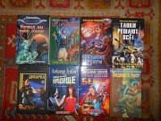 Книги в жанре фантастики и фэнтези - подборка. Енакиево