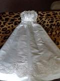 Продам платье свадебное белое р. 46-48 Донецк