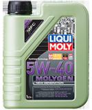 Моторное масло LIQUI MOLI Molygen New Generation 5W-40 Ясиноватая