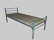 Металлические кровати для учебных заведений, кровати для турбазы Казань