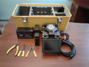 Продам аппарат для сварки оптических кабелей Fujikura FSM-17S