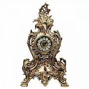 Распродажа 8-) часы настольные компании «Virtus» модель «Shell» (арт. 5302В).