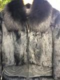 Шуба из натурального меха кролика Донецк
