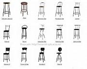 Барные стулья и табуреты, готовые и на заказ. Санкт-Петербург