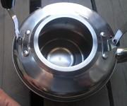 Чайник нерж Baojiafu 2 литра с ситом