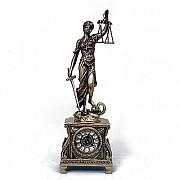 Распродажа 8-) часы настольные компании «Virtus» модель «Justice» Донецк