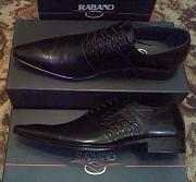 Туфли мужские р 42 (гарантия по закону прав потребителя) Стаханов