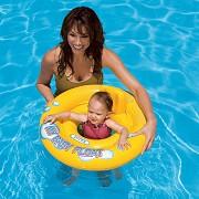 Детский надувной круг Intex My Baby Float Луганск