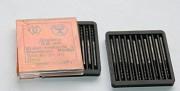 Сверло твердосплавное 0,8 мм, ВК-6М (монолитное), 30/6 мм, утол. хв. 3,175 мм Макеевка