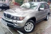 Продам BMW X5 на газу-метан Макеевка