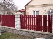 Металлический штакетник Донецк