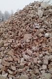 Купить битый кирпич, бой кирпича и бетона Москва