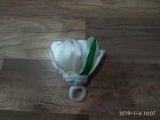 Заколка, обруч и повязка (б/у)