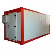 Модульная холодильная камера для уличной эксплуатации Омск