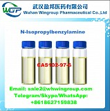 Buy N-Isopropylbenzylamine CAS 102-97-6 with Safe Shipping and Stable Supply WhatsApp +8618627159838 Санкт-Петербург