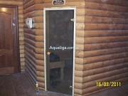 Двери для саун и паровых бань. Продажа, установка сервис Донецк