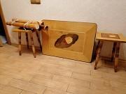 набор стол и стулья Сыктывкар