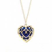 Ожерелье брелок Сердце Океана Липецк