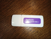 Картридер Card Reader all in one usb2.0