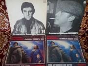 Продаются виниловые пластинки В. Высоцкий с музыкальным центром. Донецк
