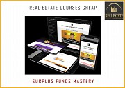 Surplus Funds Mastery - REAL ESTATE COURSES CHEAP Москва