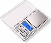 Весы карманные 100g 0.01g mh-100 ювелирные